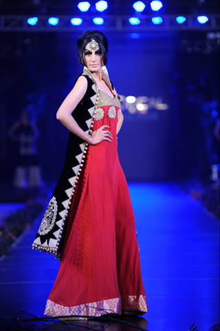 Enchanted Collection by Karma at PFDC L'Oreal Paris Bridal Week 2011 - Day 4
