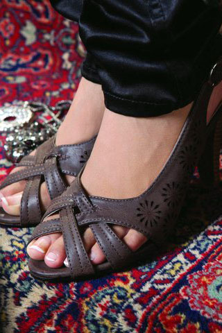 Ladies Footwear & Bags Collection 2011 by Gul Ahmed