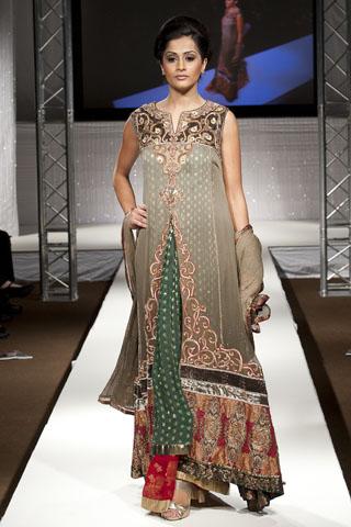 Lajwanti at Pakistan Fashion Week UK - Day 2, Pakistan Fashion Week UK