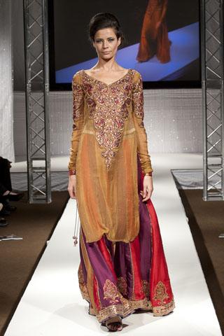 Lajwanti at Pakistan Fashion Week UK - Day 2