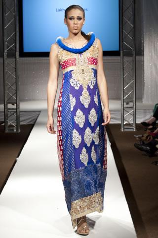 Lakhani Collection - PFW UK - Day 1