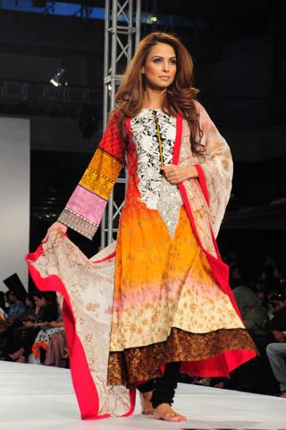 Lakhani at PFDC Sunsilk Fashion Week 2012 Day 3, PFDC Sunsilk Fashion Week 2012
