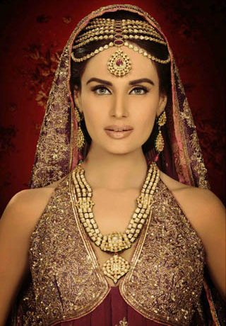 Latest Bridal Collection 2012 by Lajwanti, Pakistani Bridal Collection 2012
