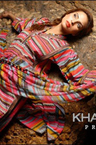 Latest Eid Summer Prints 2012 by Khaadi Khaas