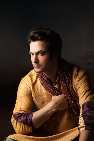Latest Photoshoot of Ali Fateh, Pakistani Designer Ali Fateh
