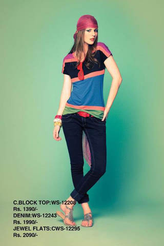 Latest Summer Collection 2012 for Women by Outfitters