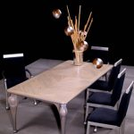 Luxurious Dining Tables by Wing Chair Pakistan