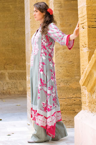 Al Zohaib Textile - Mahiymaan Designer Series