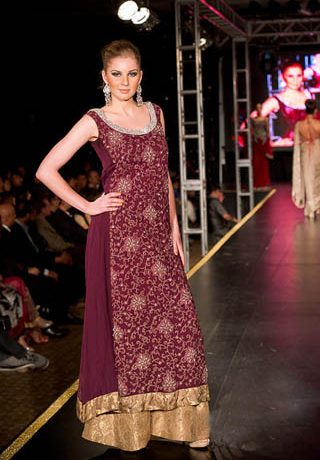 Mehdi at International Fashion Festival 2011, Mehdi's Collection at IFF 2011