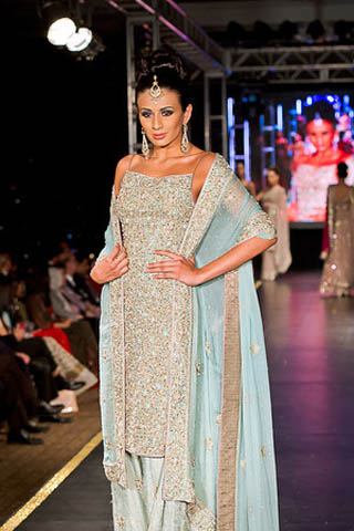 Mehdi Collection at International Fashion Festival 2011