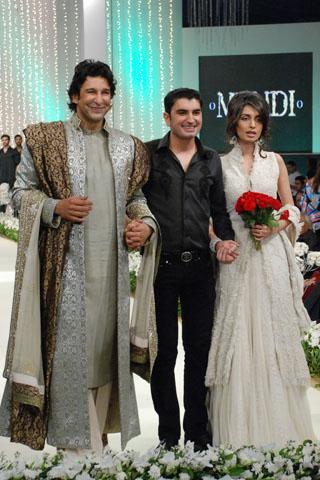Mehdi Collection at Pantene Bridal Couture Week 2011 - Day 1