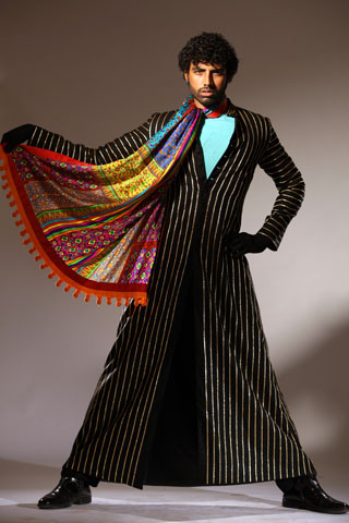 Mens Collection 2011 by Rizwan Beyg, Latest Menswear 2011
