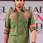 Munib Nawaz Collection at Islamabad Fashion Week A/W 2012
