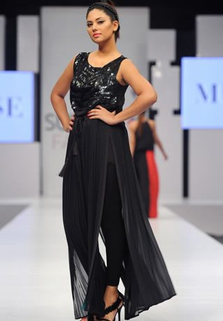 Muse Collection at PFDC Sunsilk Fashion Week 2012 Karachi Day 4