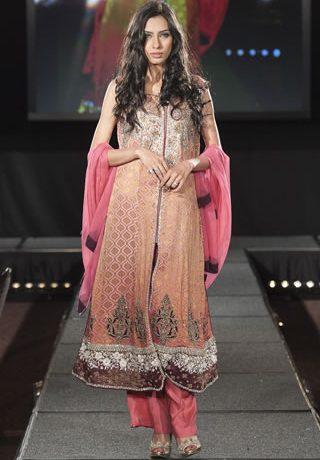 Nickie Nina at Pakistan Fashion Extravaganza 2011, Pakistan Designer Nickie Nina