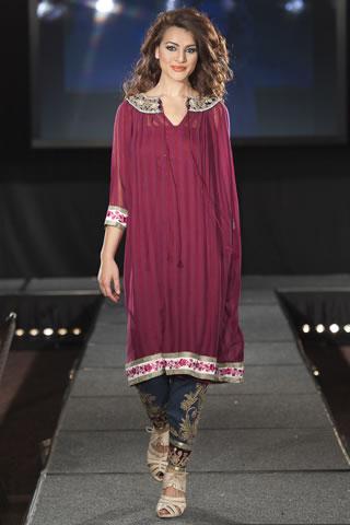 Pakistani Fashion Designer Nickie Nina