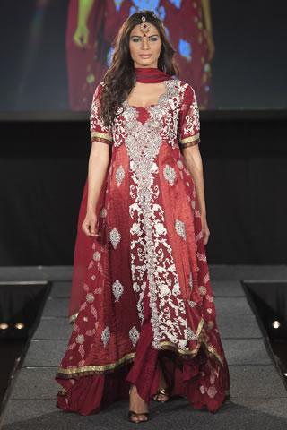 Pakistani Fashion Designer Nickie Nina at Pakistan Fashion Extravaganza