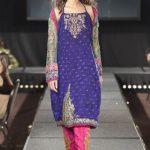 Nickie Nina at Pakistan Fashion Extravaganza 2011