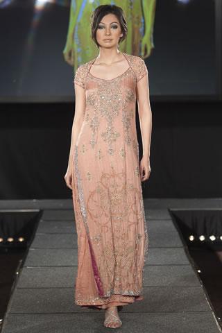 Pakistani Designer Nickie Nina at Pakistan Fashion Extravaganza