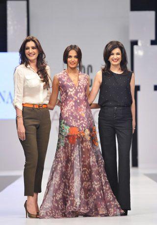 Nickie Nina Collection at PFDC Sunsilk Fashion Week 2012 Karachi Day 2