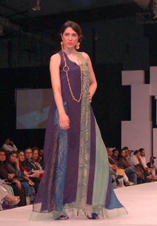 Nida Azwer Collection at PFDC Sunsilk Fashion Week 2012 Karachi Day 1