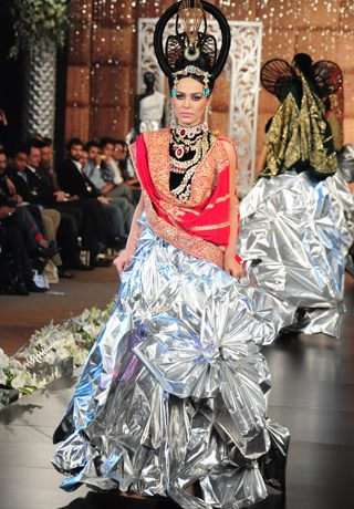 Pahalgam by Ali Xeeshan at PFDC L'Oreal Paris Bridal Week 2011 - Day 3