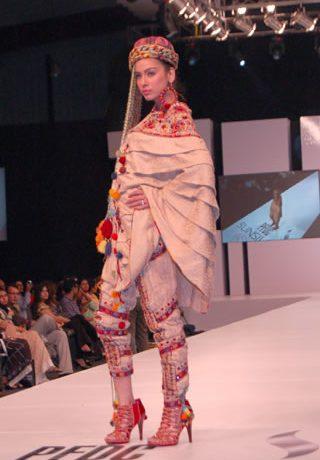 PIFD Collection at PFDC Sunsilk Fashion Week 2012 Karachi Day 1