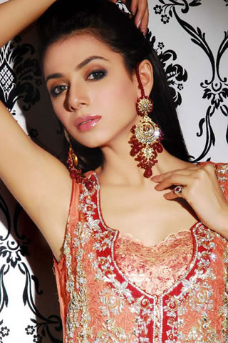Bridal Collection 2011 By Rani Emaan Pakistani Bridal Collection 2011