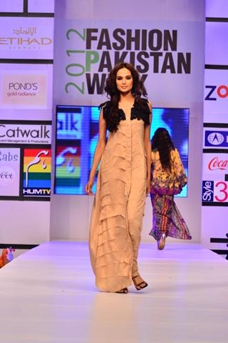 Rizwanullah at Fashion Pakistan Week 2012 Day 3, Fashion Pakistan Week 2012