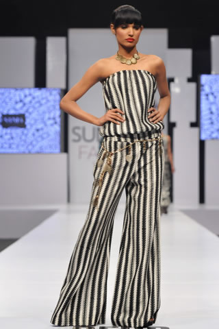 Sania Maskatiya at PFDC Sunsilk Fashion Week 2012 Karachi