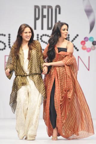 Sania Maskatiya - PFDC Sunsilk Fashion Week 2012 Karachi Day 2