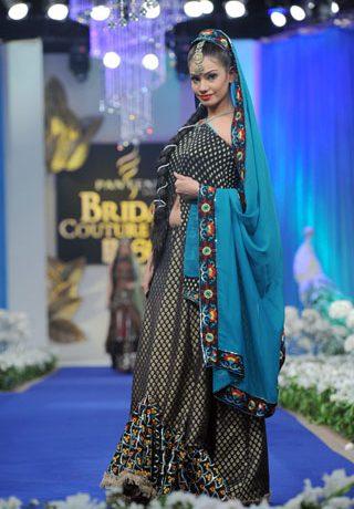 Shaiyanne Malik at Pantene Bridal Couture Week 2011 - Day 2