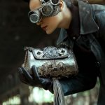 Steampunk Elegance Collection by Ali Fateh