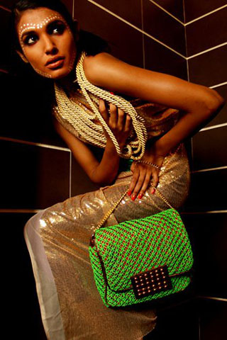 Summer Accessories Collection 2011 by Mahin Hussain, Summer Accessories