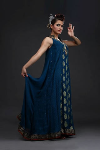 Tena Durrani Season 3 2011 Summer Collection