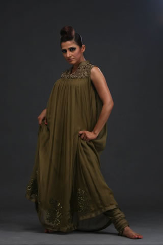 2011  Tena Durrani Season 3 Summer Collection