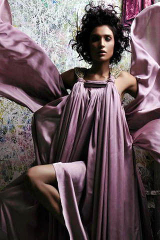 Summer/Fall Collection 2011 By Tabassum Mughal, Simmer Collection 2011