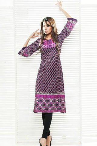 Summer Lawn Prints Collection 2012 by Yahsir Waheed, Summer Lawn 2012