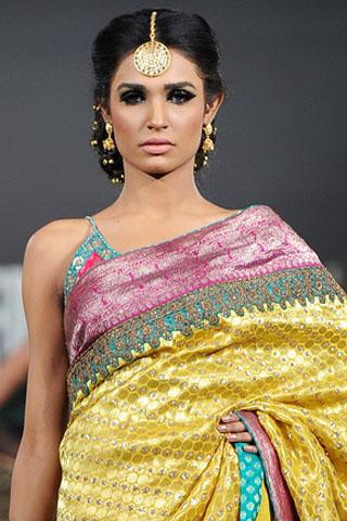 Umar Sayeed at PFDC L'Oreal Paris Bridal Week 2011 - Day 4