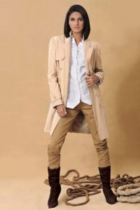 Vintage Equestrian Military Chic Collection by Leisure Club, Winter Collection