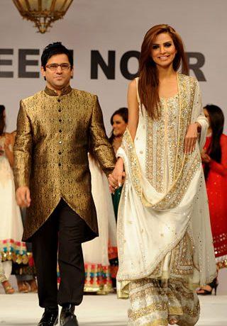 Waseem Noor Fashion Show in Faisalabad, Fashion Show by Waseem Noor