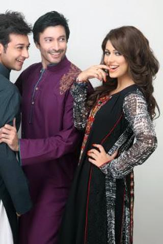 Aijaaz Aslam collection Winter 2012