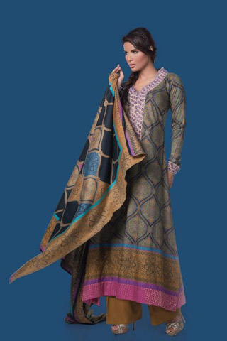 2012 Winter Collection by Ittehad