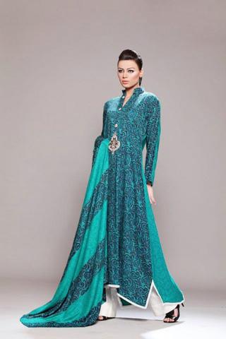 Mahin Erum - Winter Linen Collection