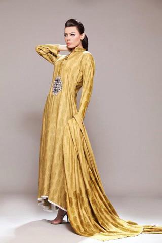 Mahin Erum - Winter Linen Collection 2012