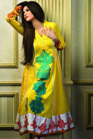 Zahra Ahmad Summer Collection