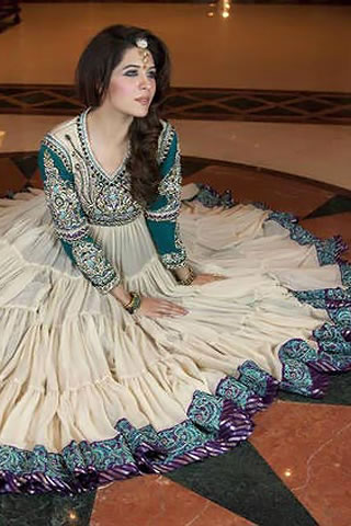 Zahra Ahmad Summer Collection 2011