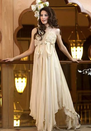 Summer Collection 2011 by Zahra Ahmed, Later Summer Collection 2011