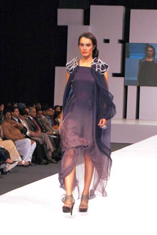 Zonia Anwaar at PFDC Sunsilk Fashion Week Spring/Summer Karachi 2012 Day 1 - Act 1