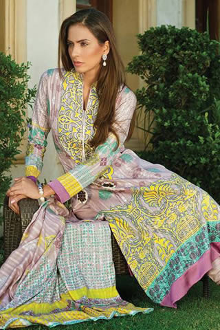2013 Fall Winter Collection by Firdous